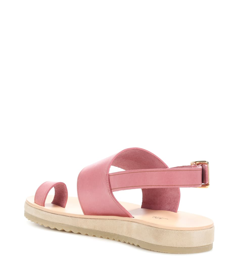 Rome leather sandals A.P.C. rQ4t081CG