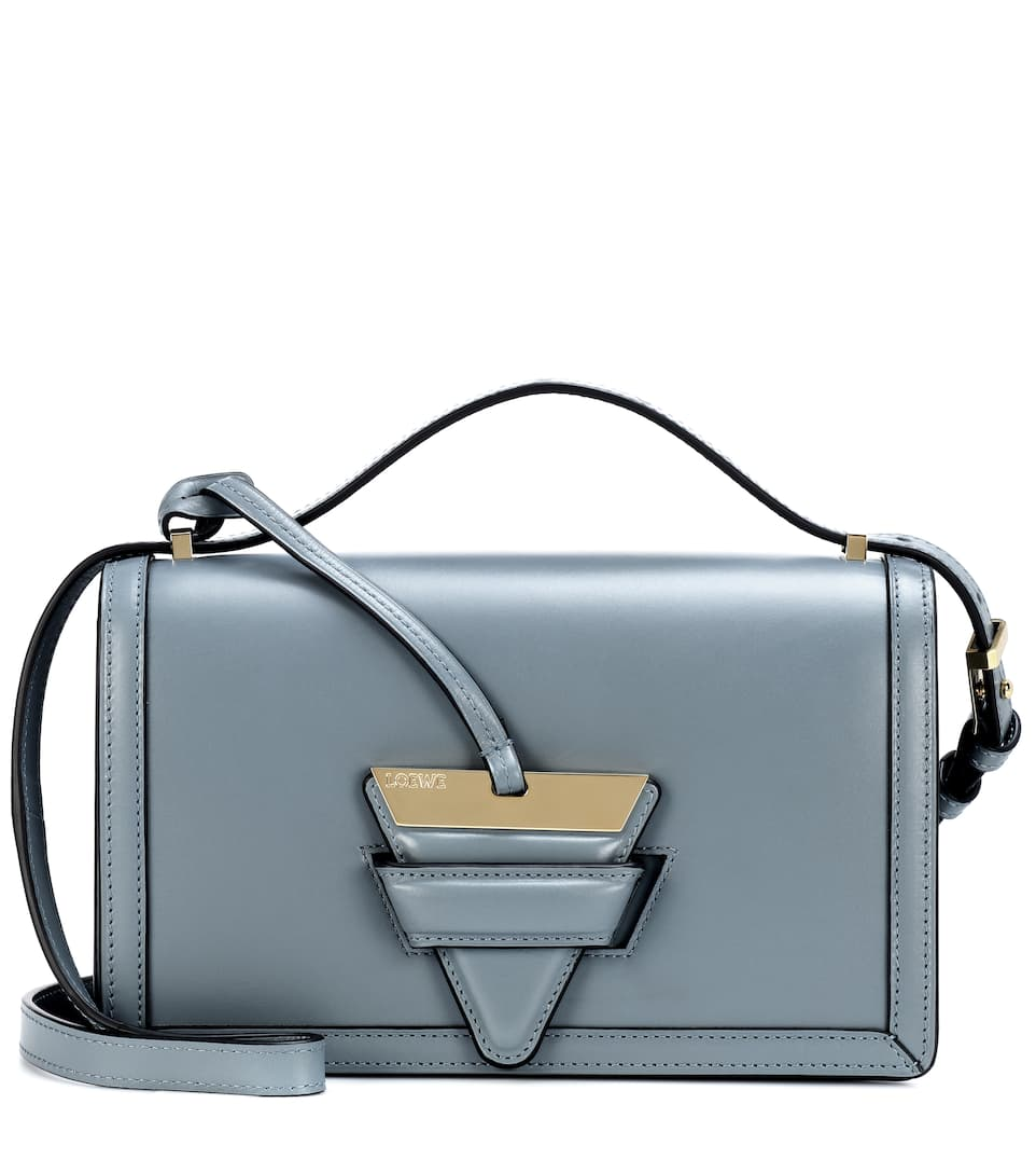 Barcelona Leather Bag Loewe QzHGwXB