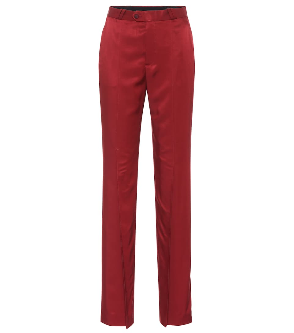 Acne Studios Hose mit Wolle