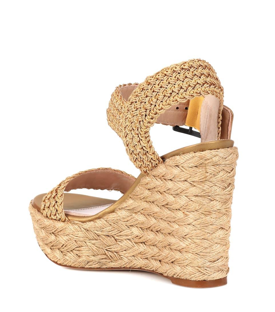 Sandales compensées Alexis BingoStuart Weitzman 4OVpgfdtE