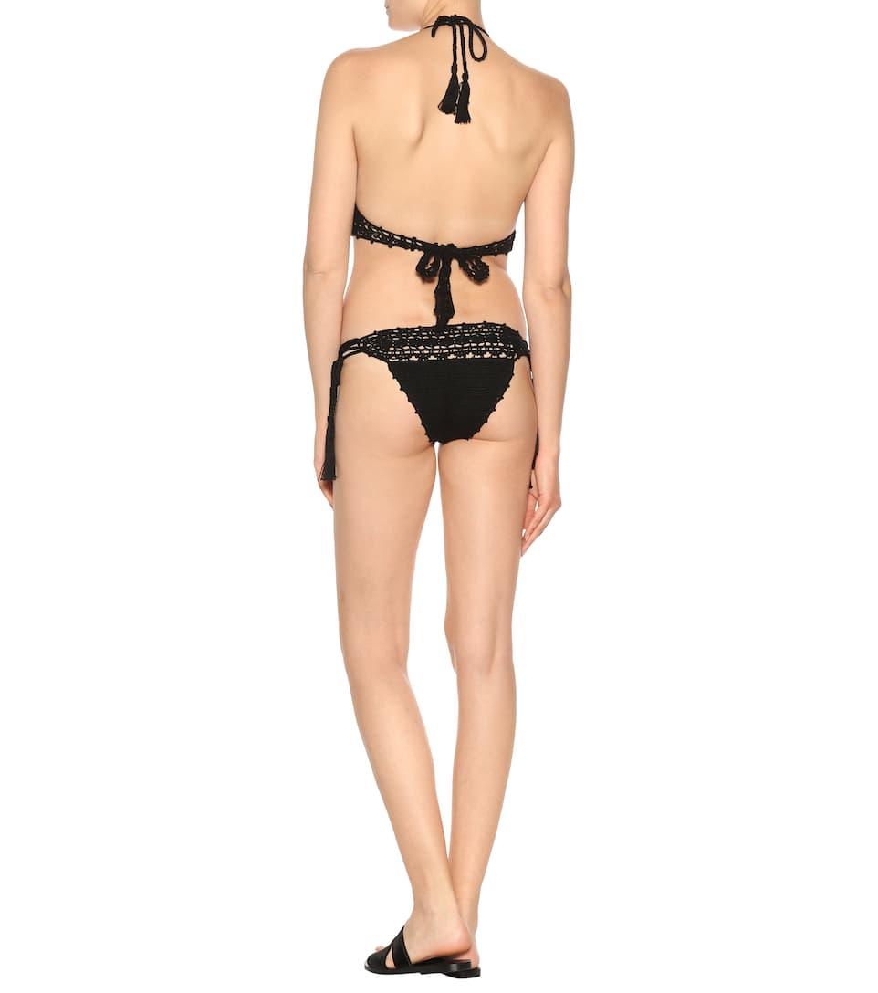 Anna Kosturova Bikini-Oberteil Darling aus Baumwolle