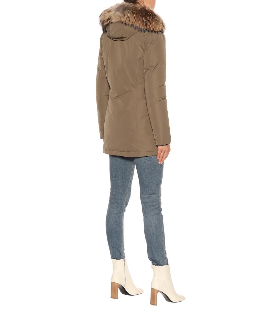 Parka Woolrich Arctic Luxury W's Donna 6w6xvzT