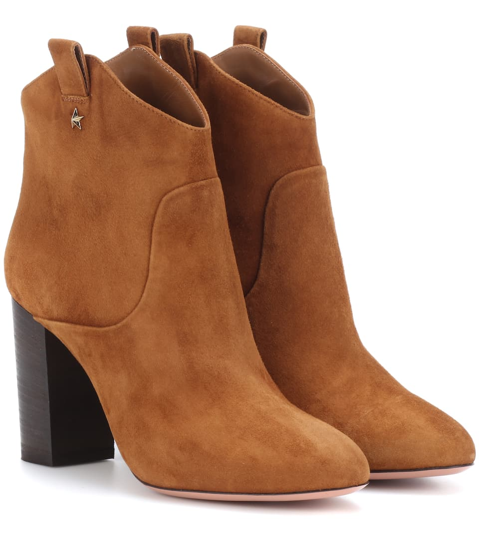 Rocky suede ankle boots Aquazzura hpMBn