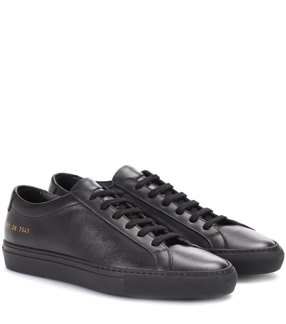 Common Projects Sneakers Original Achilles aus Leder
