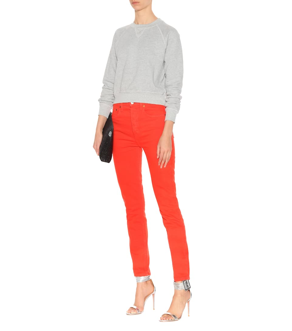 Re/done Skinny Jeans High Rise 30