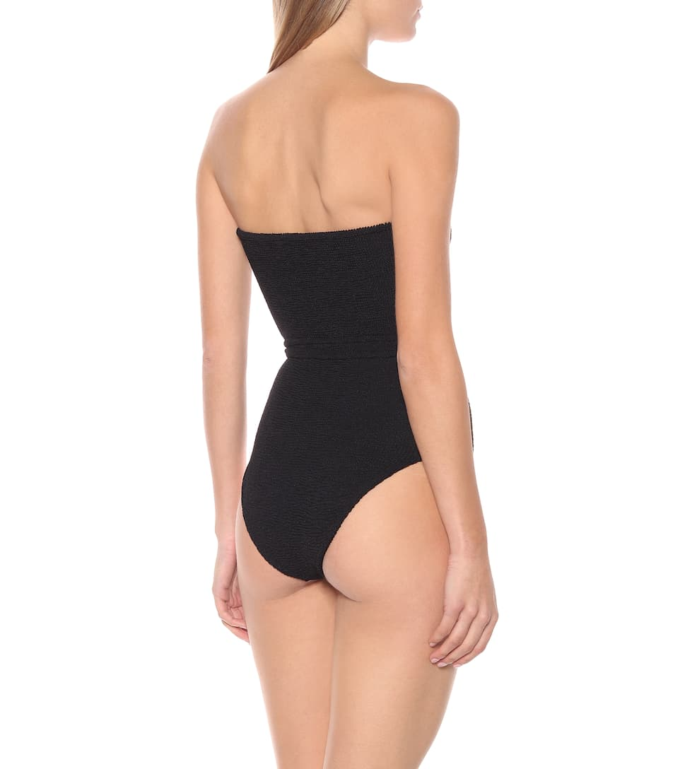 Solitaire Honor Swimsuit - Hunza G