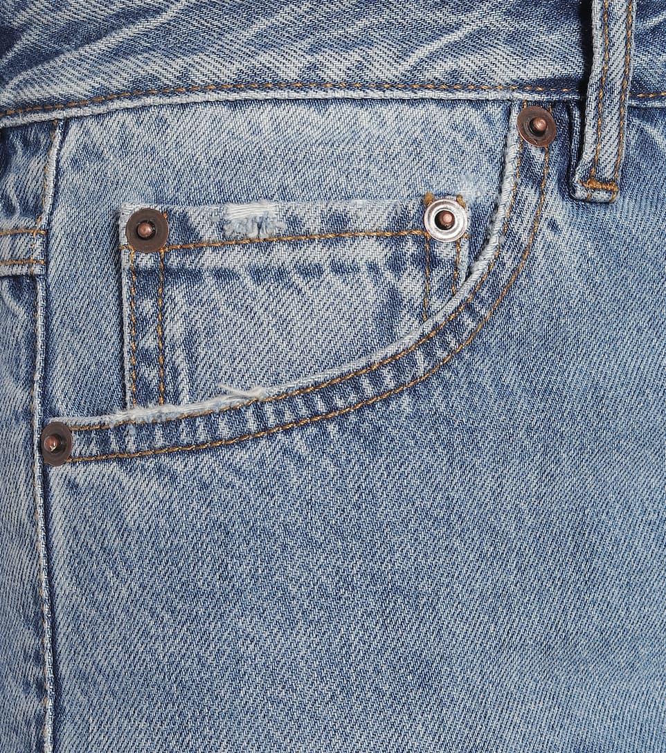 Victoria Victoria Beckham - High-rise flared jeans