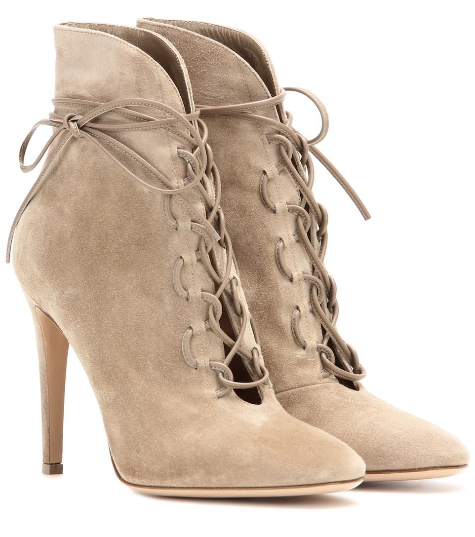 Gianvito Rossi Chaussures À Lacets btovyrzP5