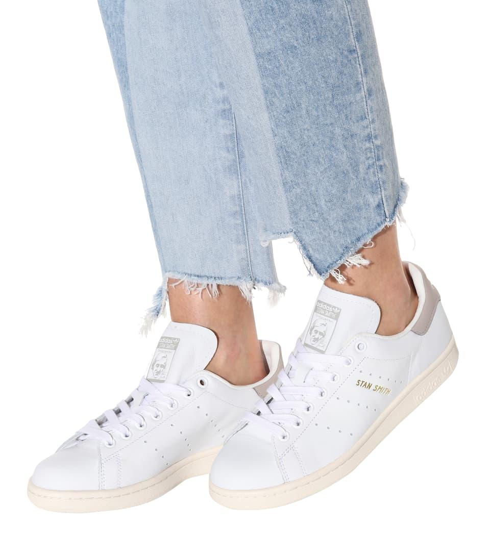 Adidas Originals Sneakers Stan Smith aus Leder