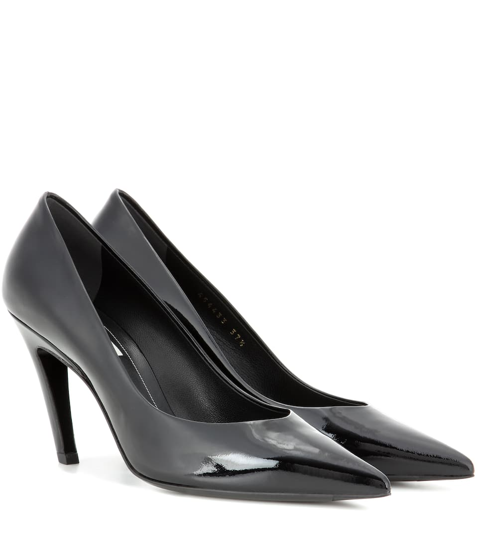 Balenciaga Pumps aus Lackleder