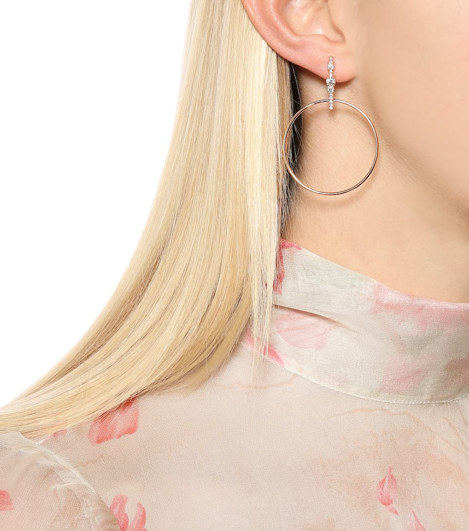Jemma Diamants Ct Rose WynneMytheresa Or En Et 18 N° Artnbsp;p00278581 Unique Boucle D'oreille D9IYH2EW