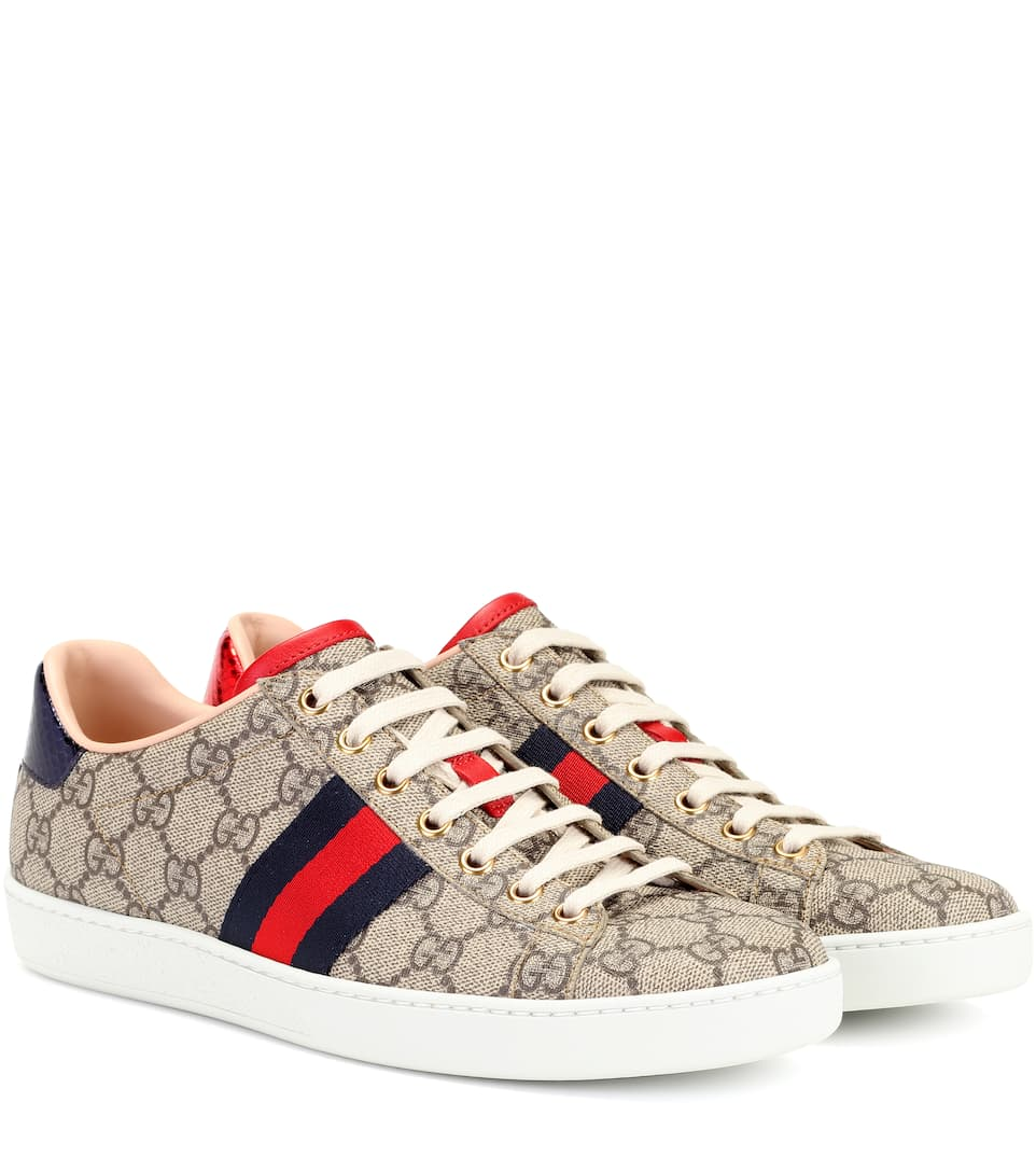 0a38586231c Ace Gg Supreme Sneakers - Gucci