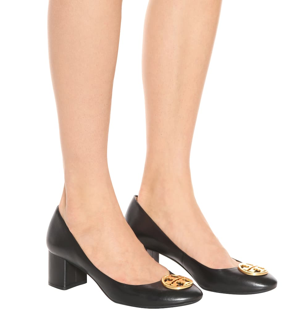 Tory Burch Pumps Liana 45 aus Leder