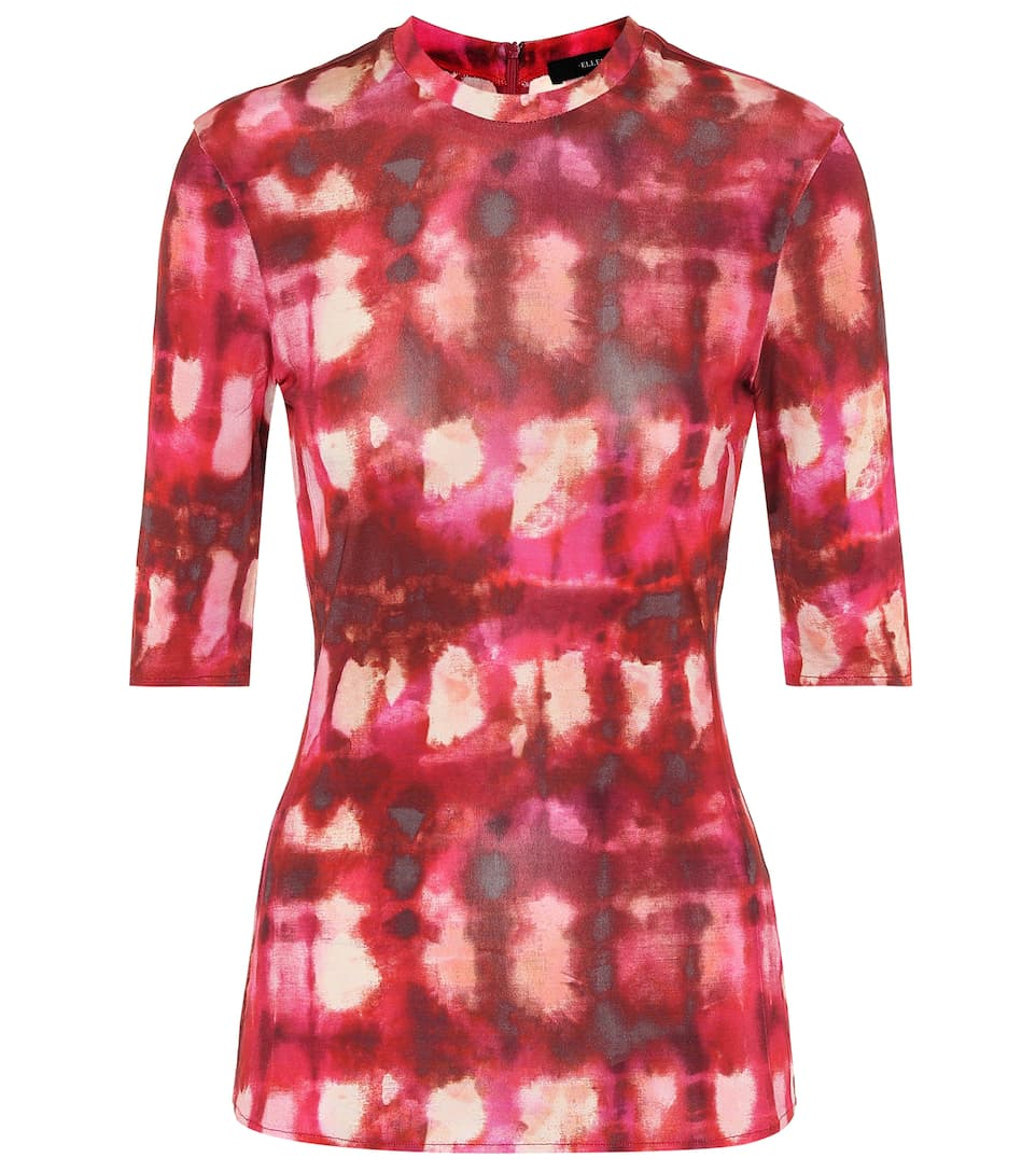 Ellery - Land of the Lost tie-dye top