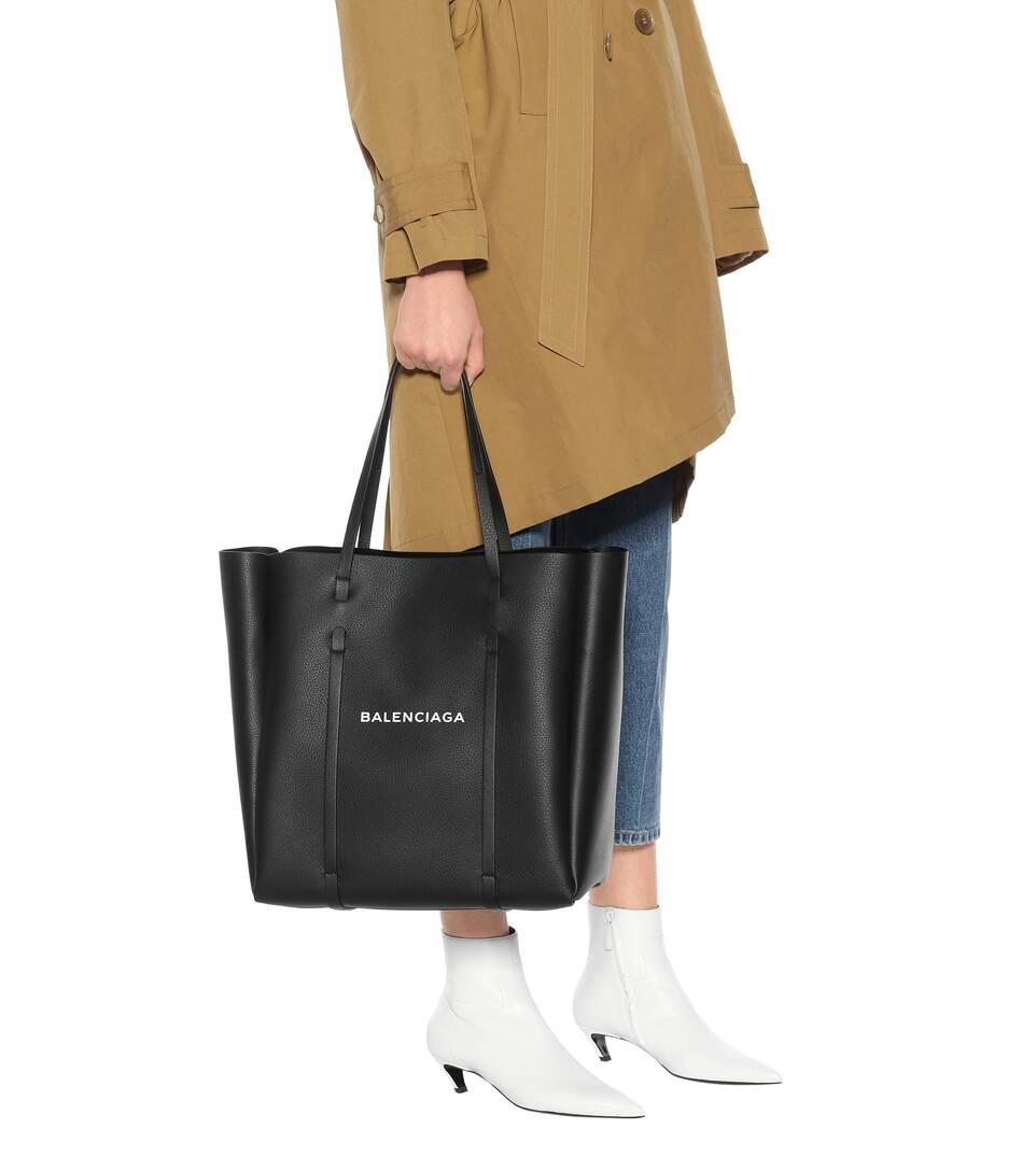 Large Shopper Leder Balenciaga Everyday Balenciaga aus Shopper q4Un1T