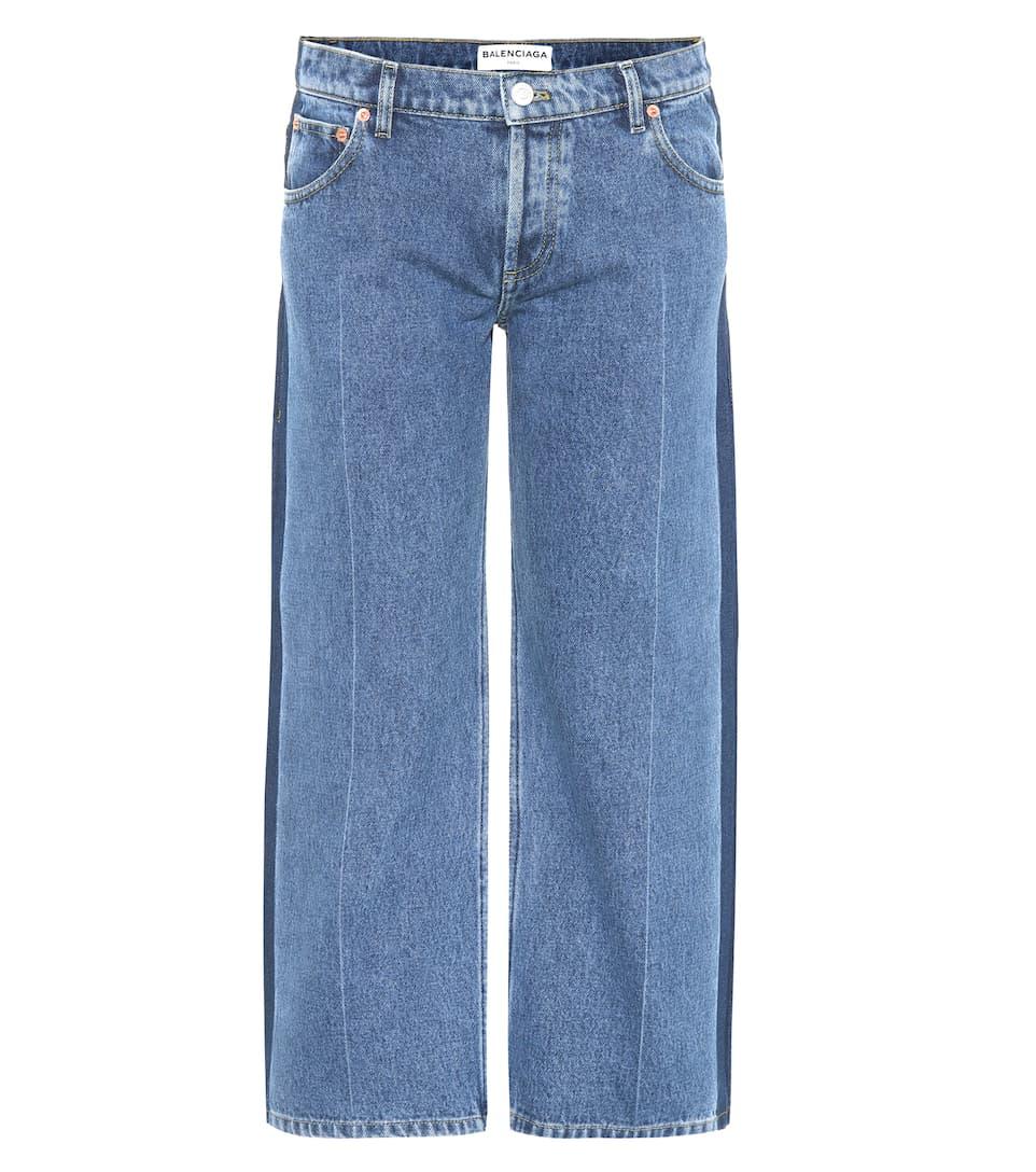 Balenciaga Jeans Rockabilly