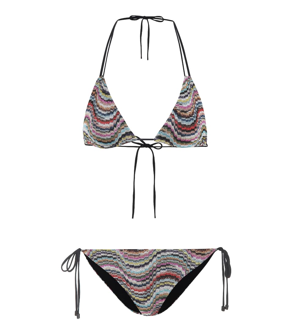 Missoni Mare Patterned Bikini