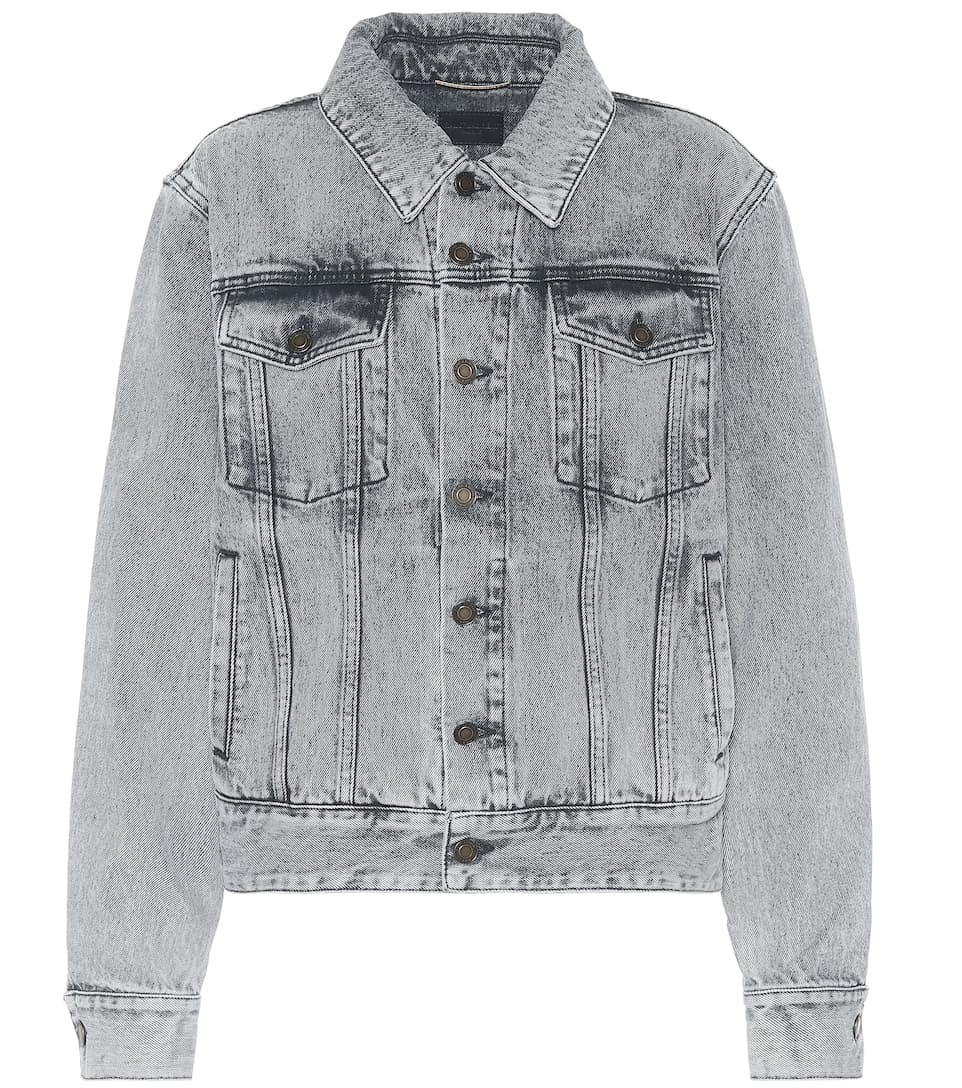 Saint Laurent Jeansjacke