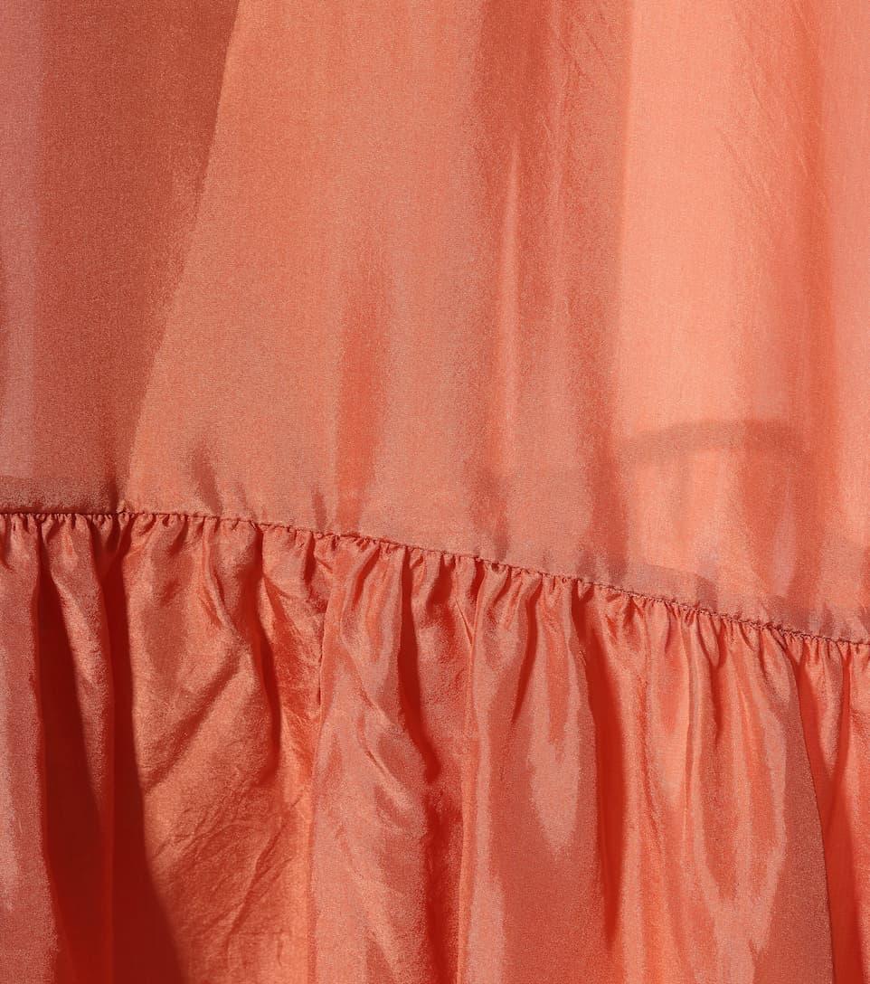 Kalita - Robe en soie Brigitte Boutique En Ligne De La France Point De Vente Pas Cher Acheter À Bas Prix Offres rzjpJfj