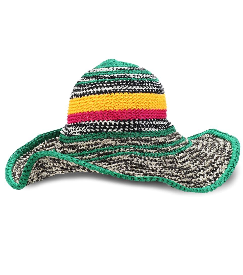 Crochet-knit hat Missoni oLDM7g2WO