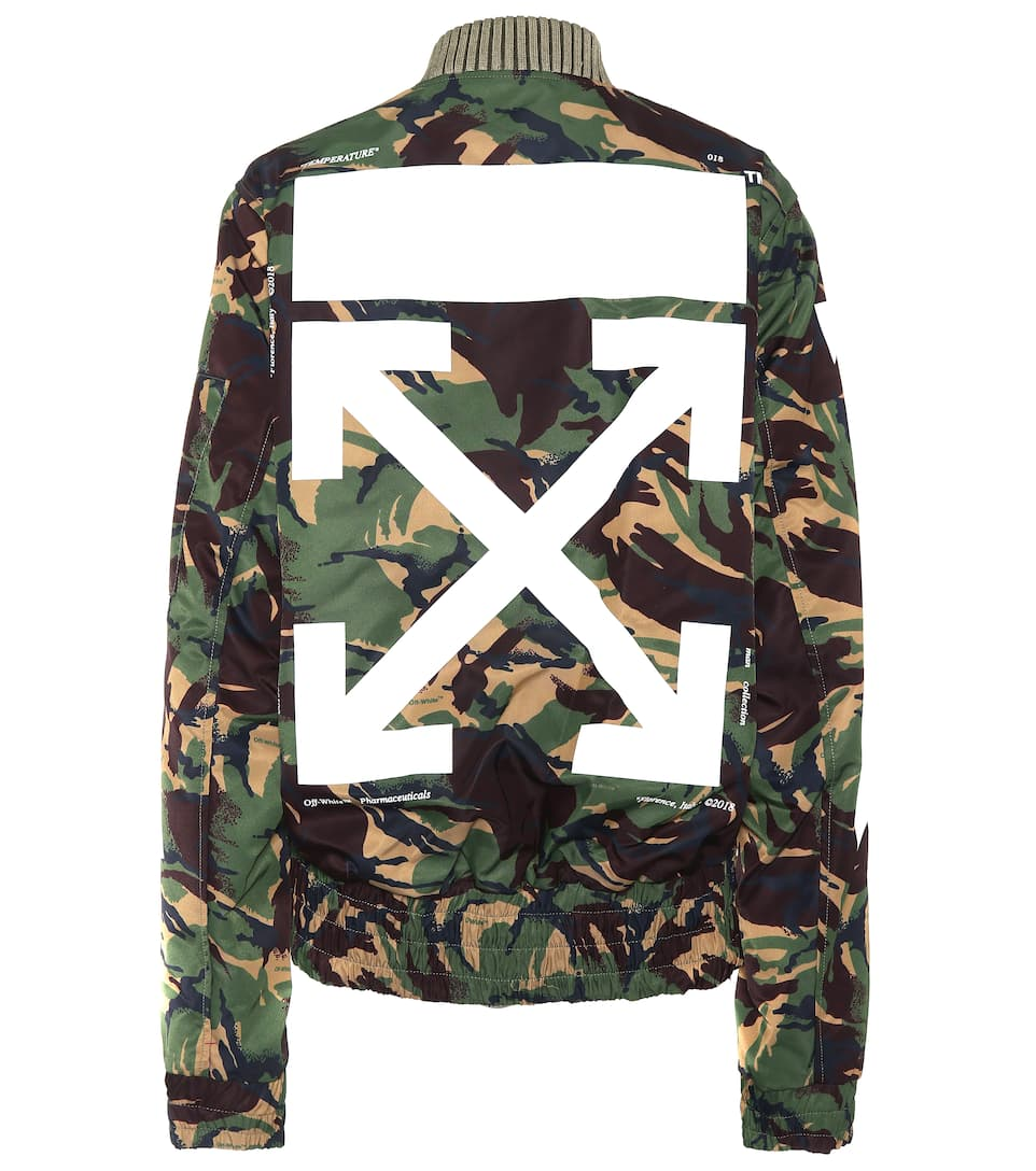Off-White Bomberjacke