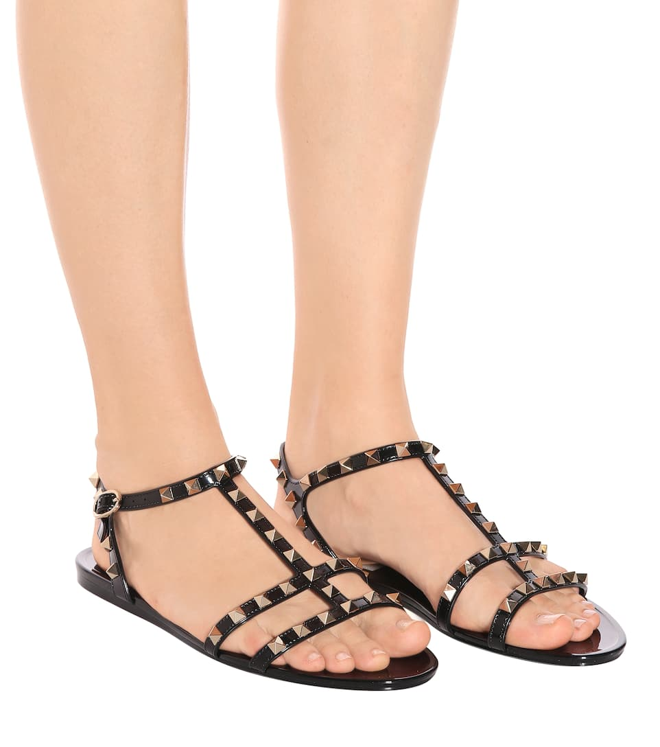 attractive price so cheap low price sale valentino jelly sandals gladiator sandal