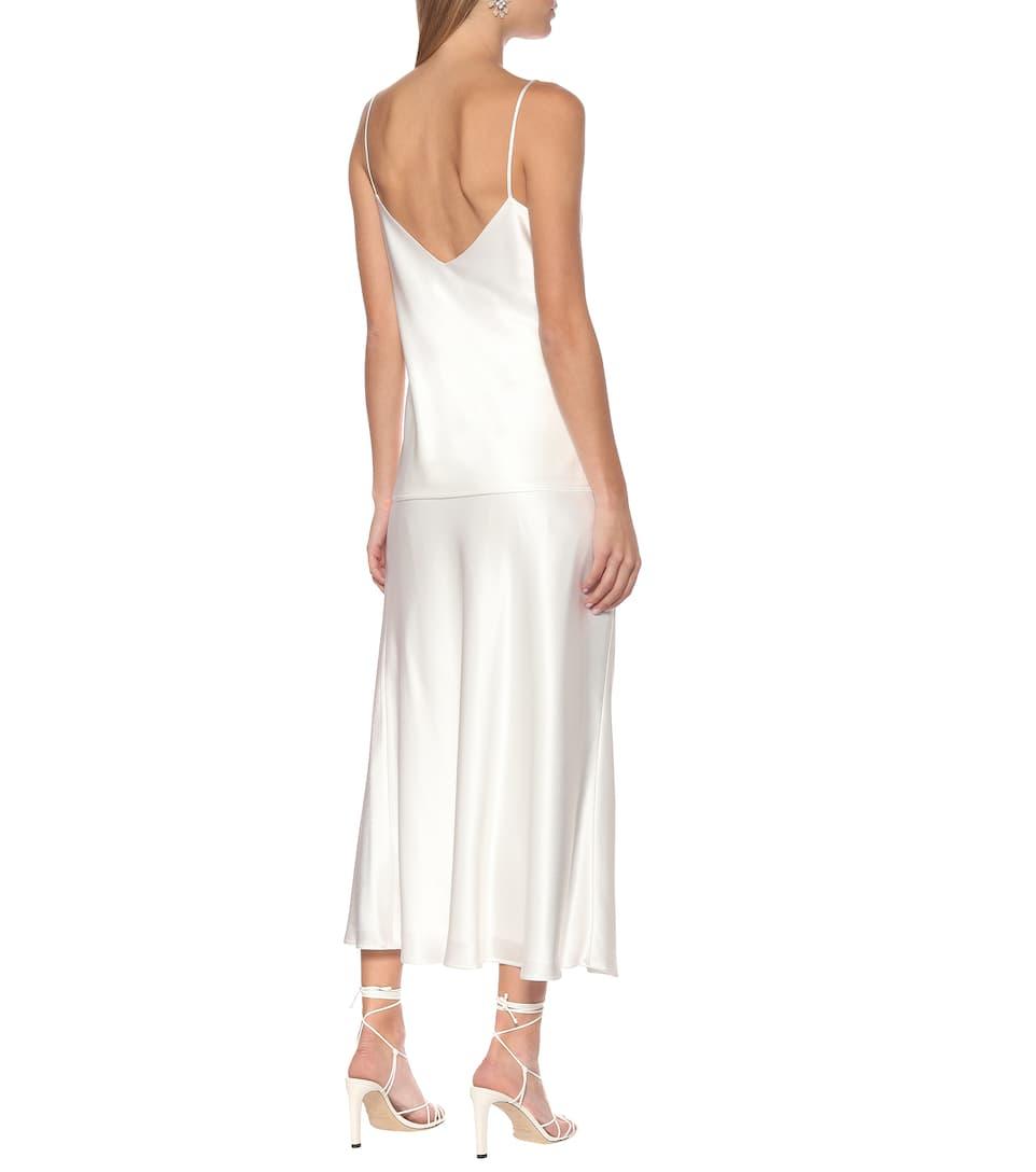 Galvan - Satin bridal camisole