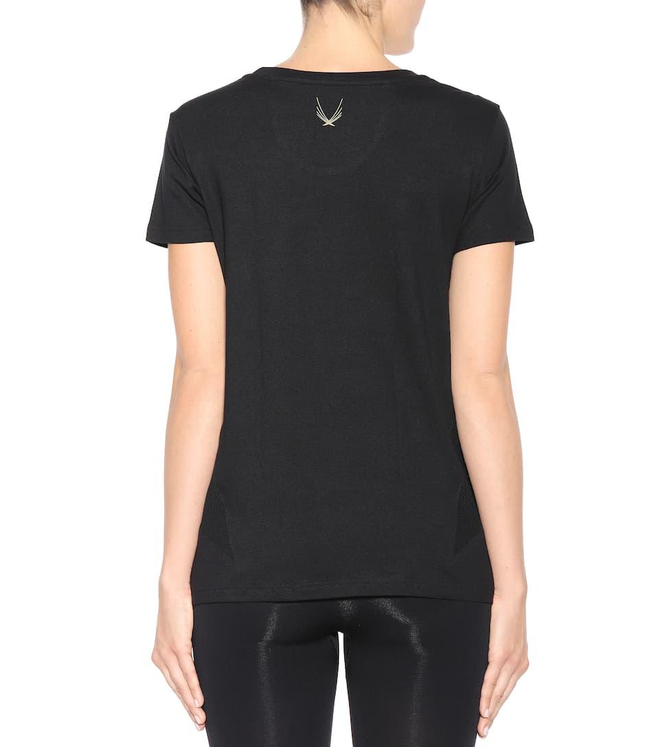 Lucas Hugh T-Shirt aus Baumwoll-Jersey