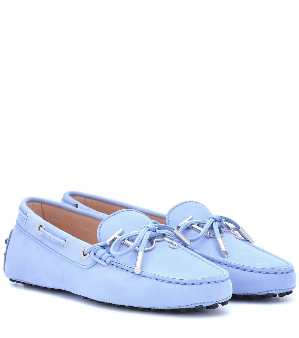 suede-loafers by tods