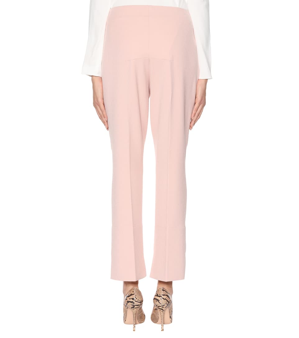 Roland Mouret Cropped Schlaghose Goswell