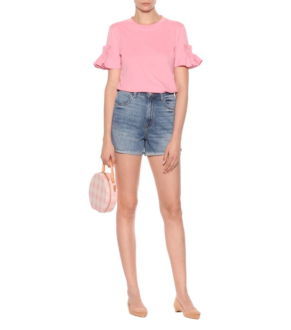 Victoria Beckham T-shirt Made Of Cotton