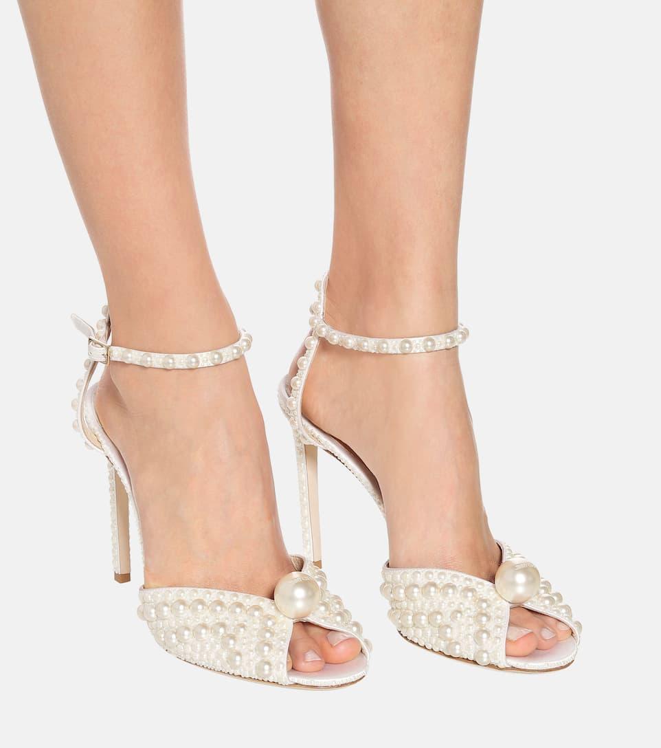 02f0f268afa Jimmy Choo - Sacora 100 embellished sandals
