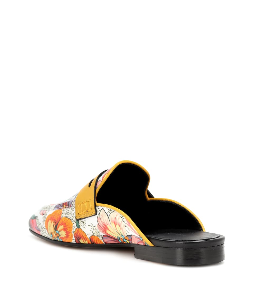 Isabel Marant Finza floral slippers Comfortable 20UaD