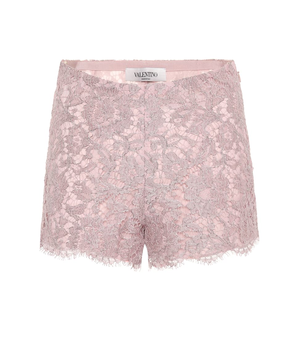 Valentino Shorts From Top