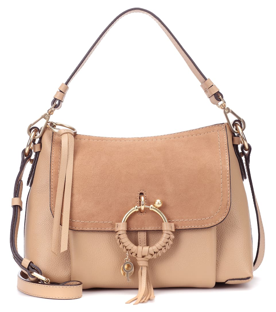 ec968f3948 Joan Small Leather Crossbody Bag - See By Chloé