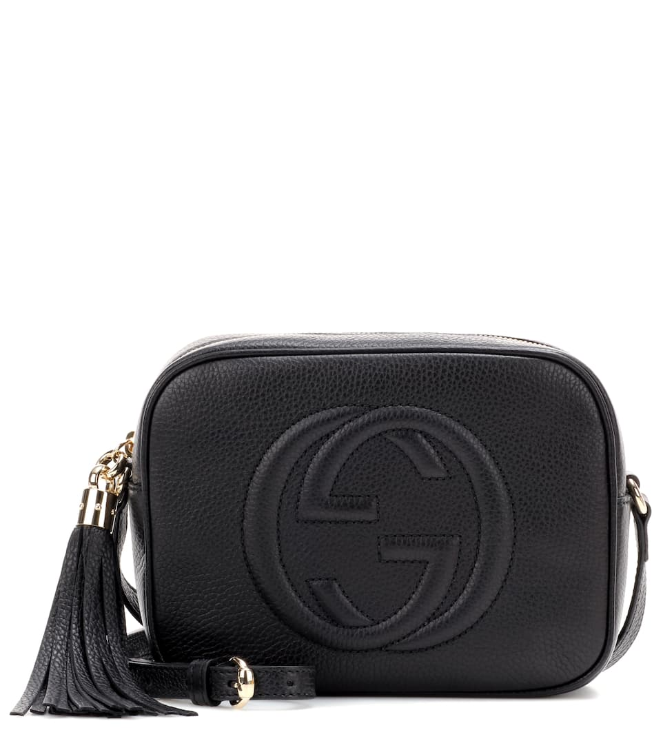 Borsa A Tracolla Soho Small In Pelle - Gucci  bc4a933bb80