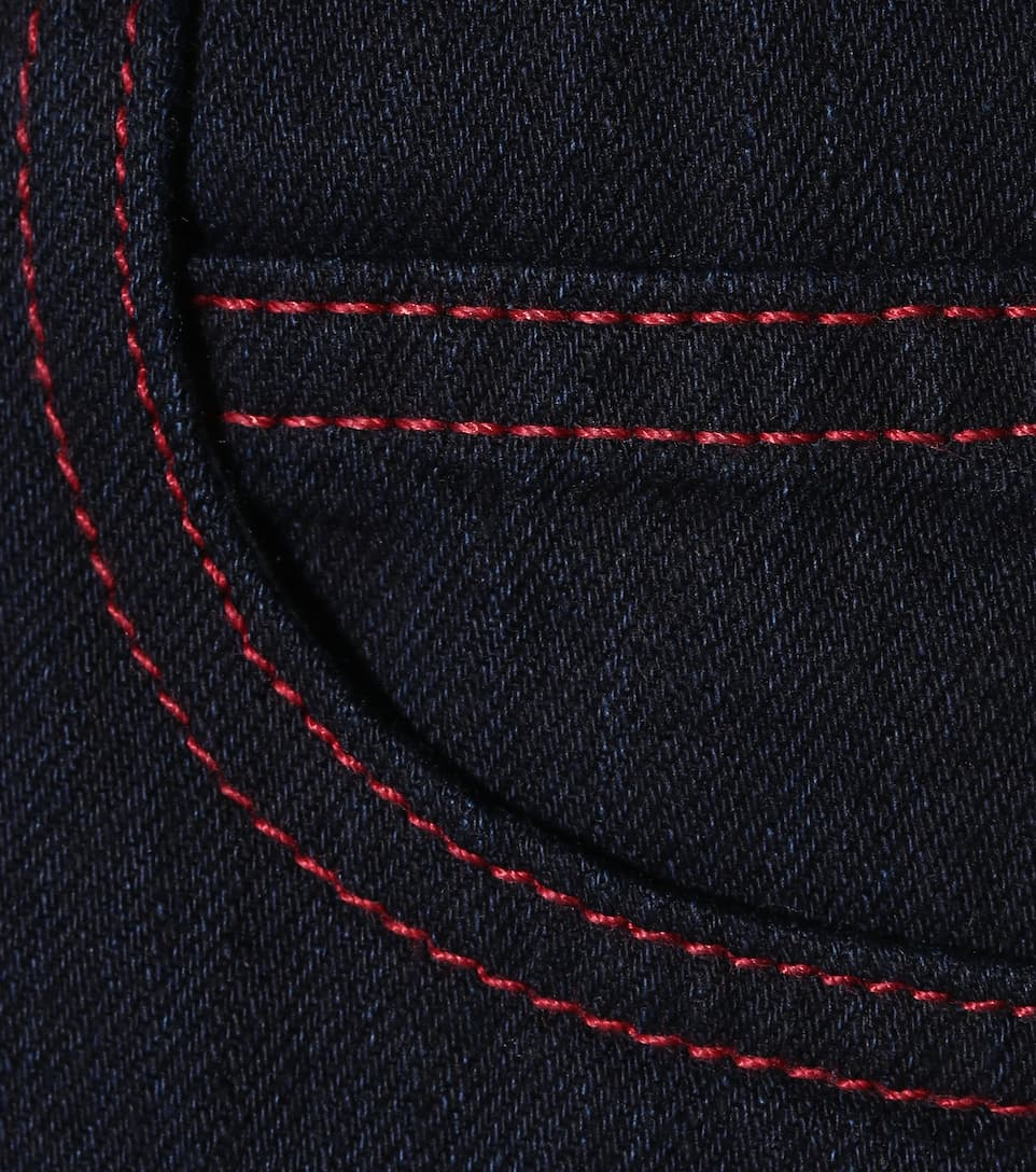 Calvin Klein 205W39NYC Flared Jeans aus Baumwolle Billig Günstiger Preis Steckdose Neue Stile Classic Günstig Online KbiazdV