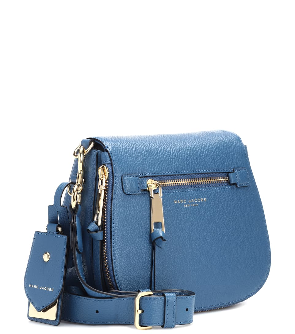 Recruit small Nomad leather shoulder bag. NEW ARRIVAL. Marc Jacobs