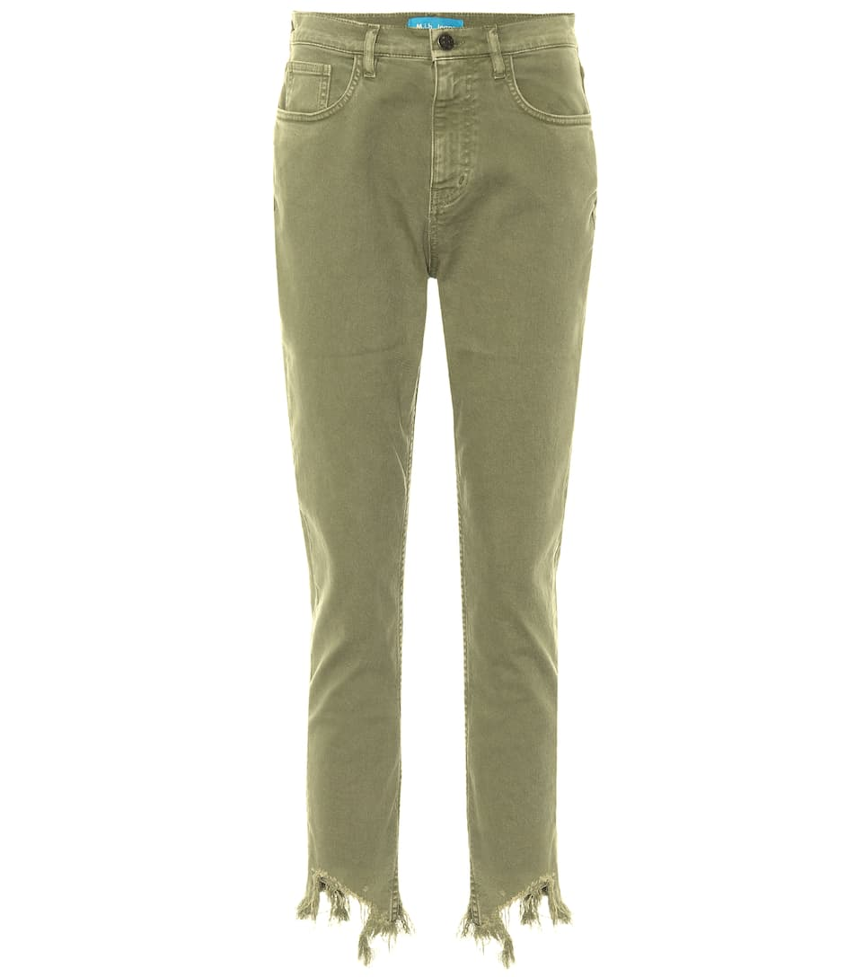 M.i.h Jeans Cropped Jeans Mimi
