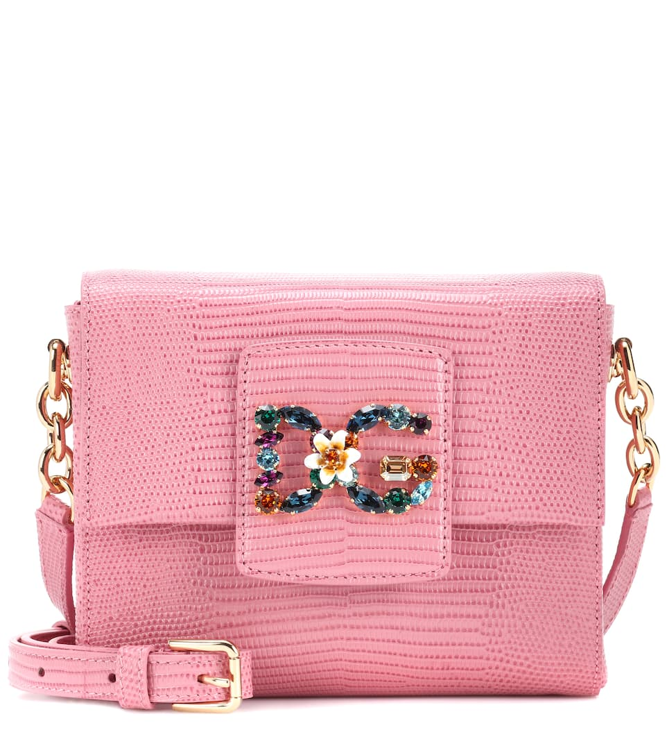 cbdace969f Dg Millennials Mini Leather Shoulder Bag - Dolce   Gabbana ...