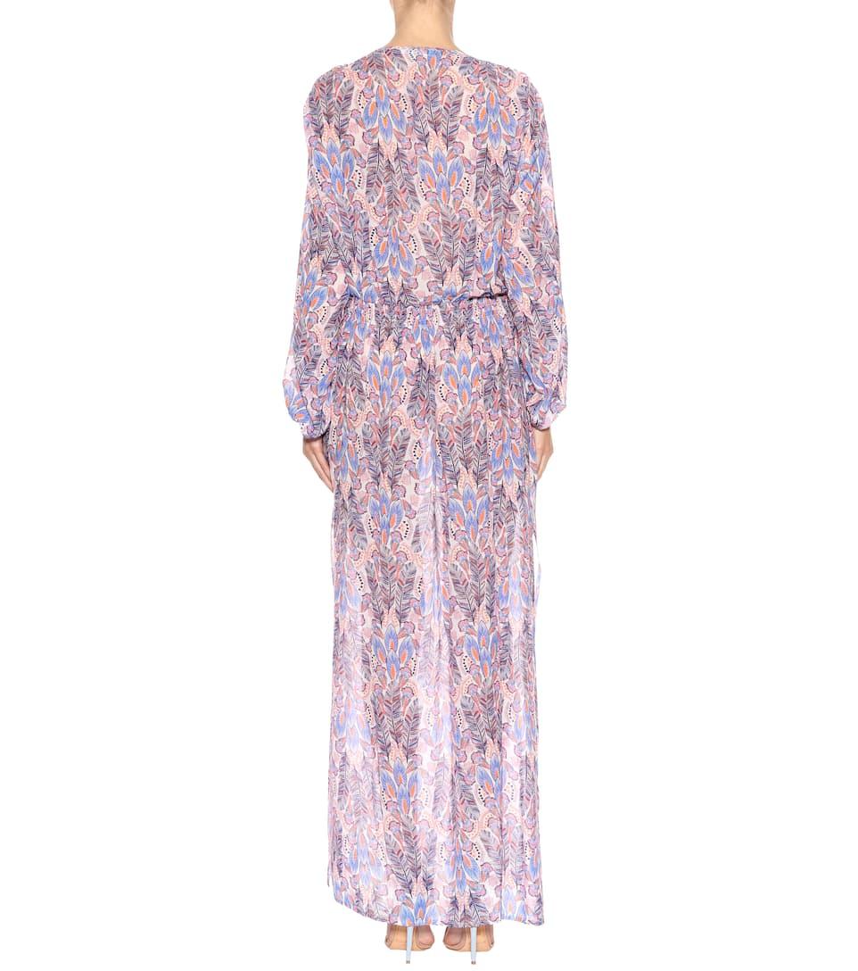 Melissa Odabash Bedrucktes Kleid Alison