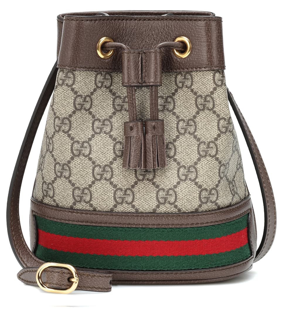 6345b53aa Ophidia Gg Mini Bucket Bag - Gucci | mytheresa.com