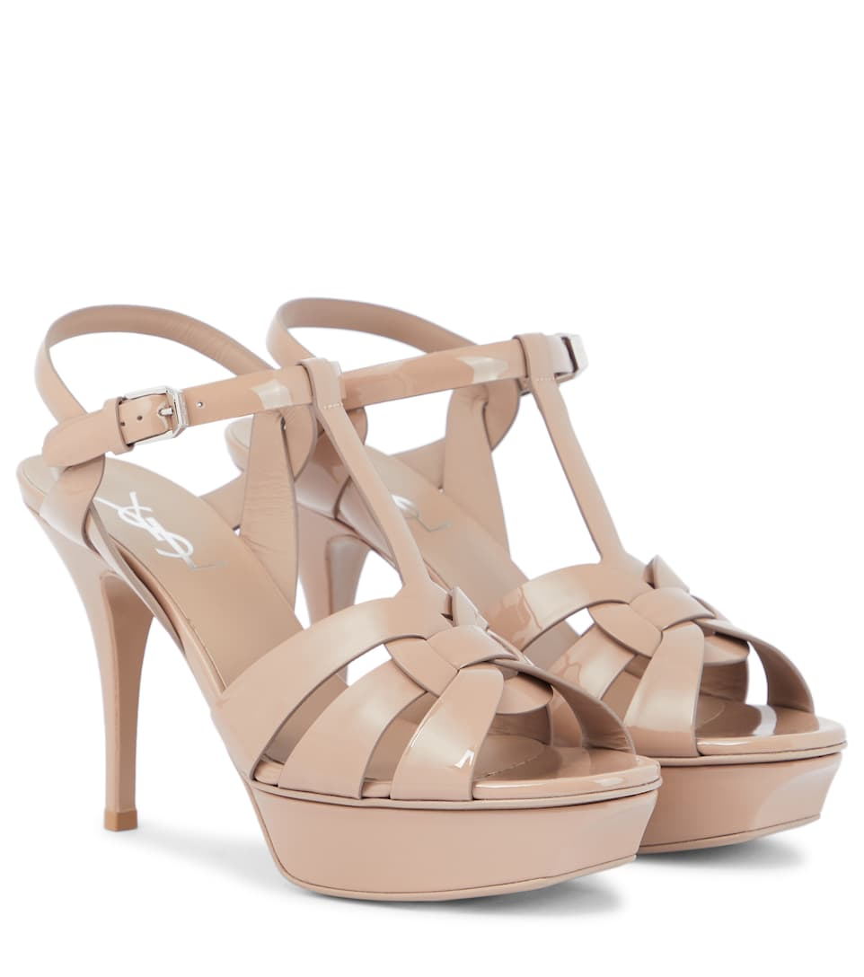 Tribute 75 Patent Leather Sandals
