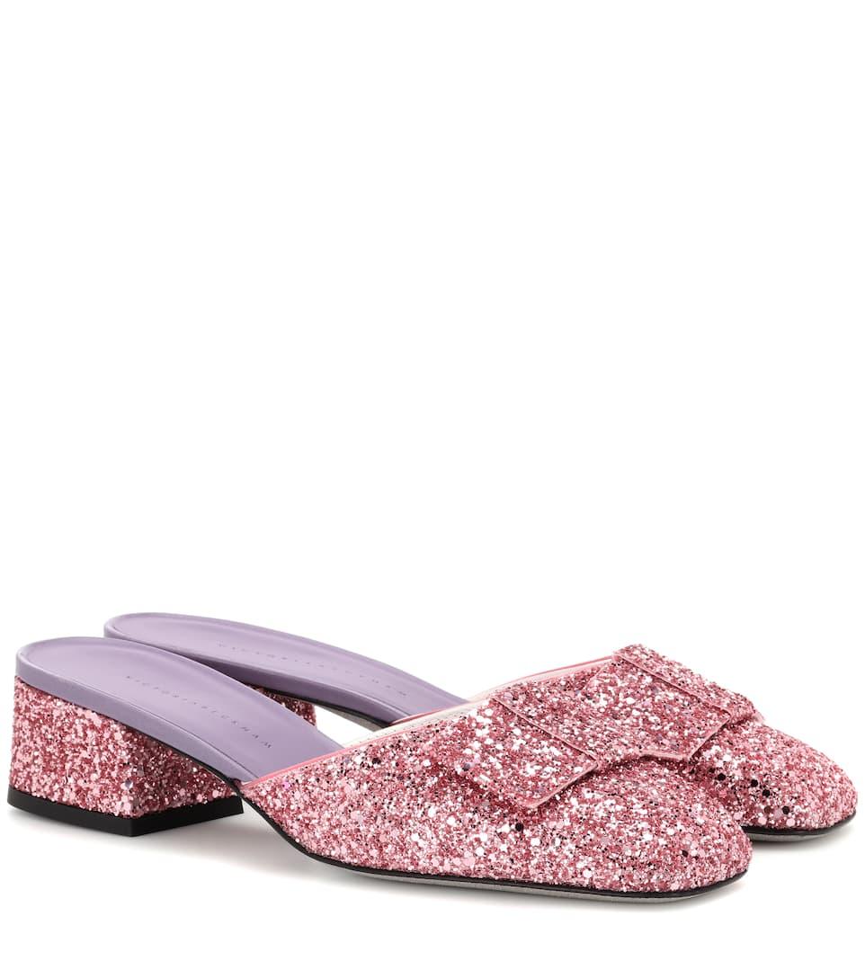 Harper Glitter Sandals