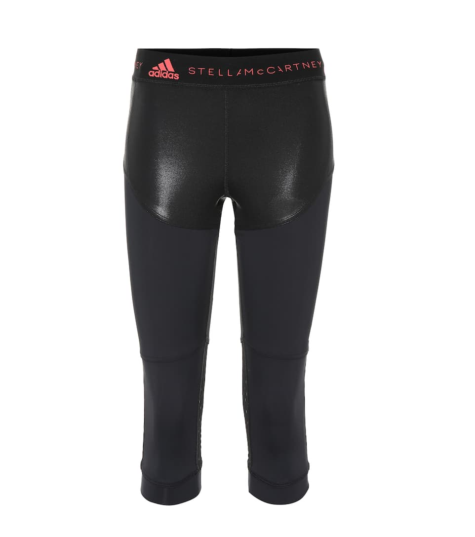 1fb598a199748 Run 3/4 Cropped Leggings - Adidas by Stella McCartney | mytheresa