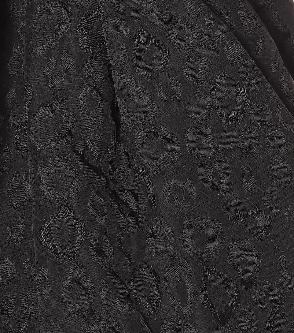Exclusive To Mytheresa – Leopard-Jacquard Jumpsuit | Stella McCartney - Mytheresa