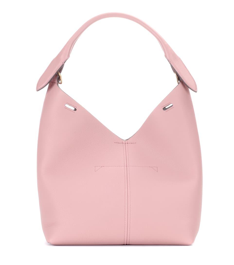 The Bucket leather shoulder bag Anya Hindmarch ZVol4