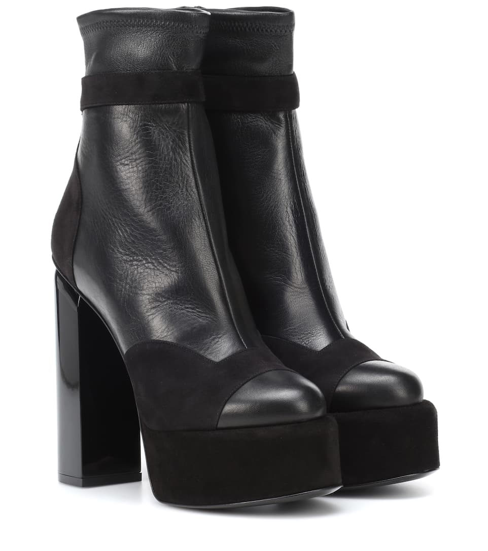 Pierre Hardy Scarlett leather ankle boots buy cheap comfortable cheap sale lowest price prices sale online best prices fashion Style sale online IOmaLBNas