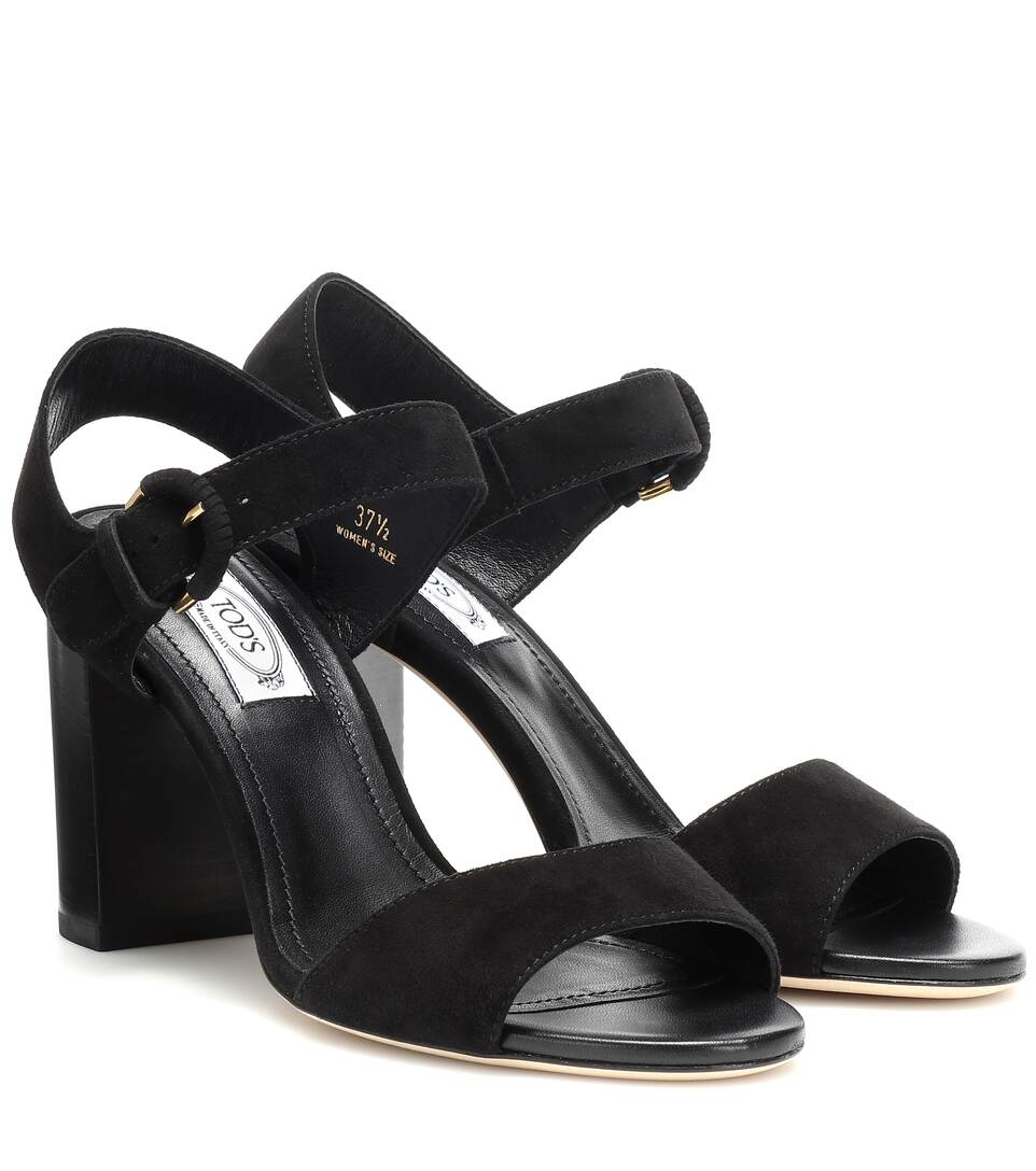 Tod's Sandals Suede sandals
