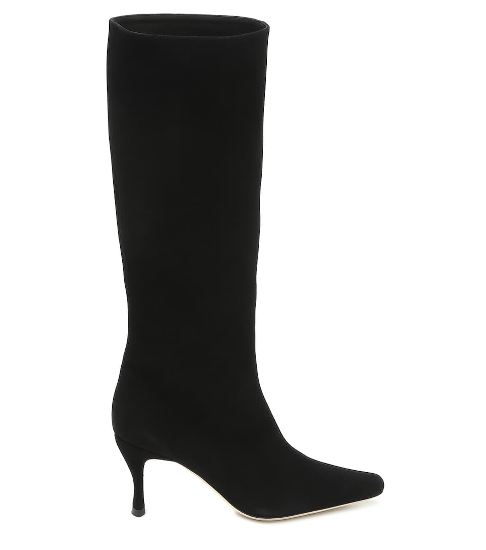 Stevie 42 suede knee high boots